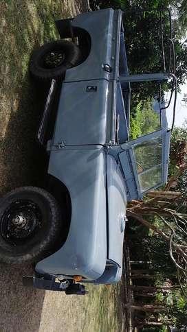 Se Vende O Permuta Land Rover Santana