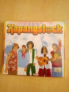 Vendo cd de Kapanga nuevo sellado