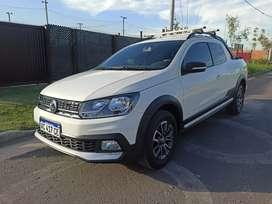 Volkswagen Saveiro Cross en garantía hasta 2021