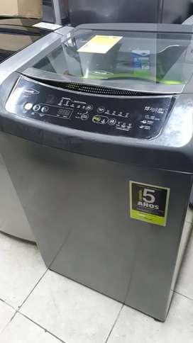 Vendo lavadora haceb de 35 libras