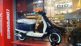Moto Milano deluxe zongshen