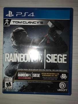 Juego Rainbow Six