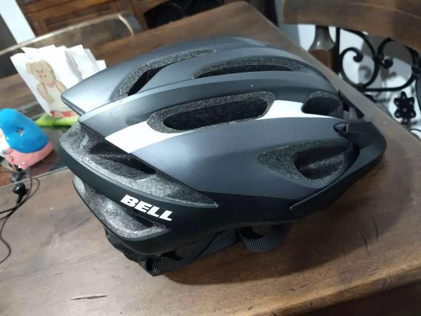 Casco Bell bicicleta 0