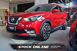 NISSAN KICKS ADVANCE CVT 1.6 120CV 2021