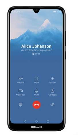 Vendo celular Y6 2019 solo 5 meses de uso todo ok en caja cellado cargador todo completo