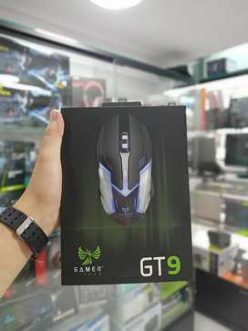 Mouse gamer gt9