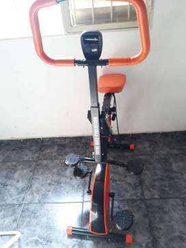 FITAGE TOTAL BIKE EVOLUTION Ejercitador múltiple + bicicleta+ bandas