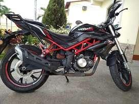Moto Benelli TNT 150cc