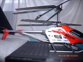 helicoptero de juguete remato