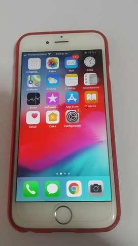 IPHONE 6 COLOR BLANCO 16 GB - SEMINUEVO