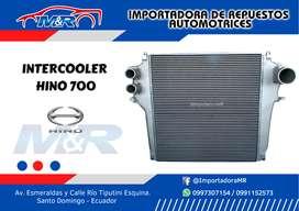 INTERCOOLER HINO 700