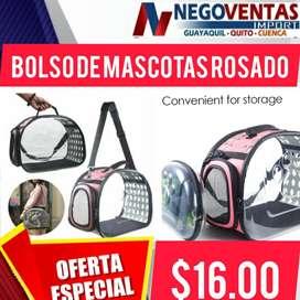 BOLSO DE MASCOTA 35  X  22