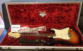 Fender Stratocaster 60th Anniversary (edición Diamante).