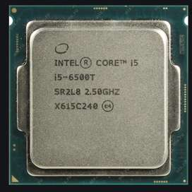 Procesador Intel Core I5 6500t 2.50ghz 3.10ghz