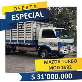 Espectacular Mazda Turbo - Como nueva - Tu mejor socia de trabajo