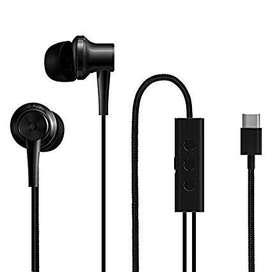 Xiaomi Mi Noise Cancelling Earphones typec