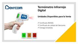 Termómetro infrarrojo Berrcom
