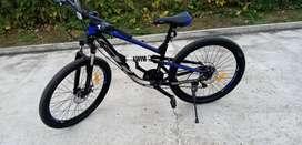 Vendo bicicleta GIT doble suspensión
