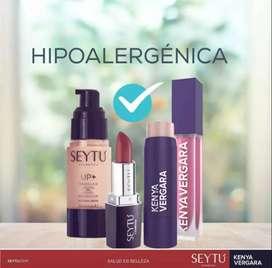 Aquillaje a prueba de agua - hipoalergenico.