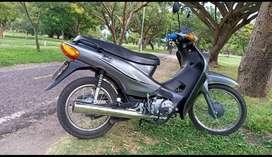 Moto Guerrero Trip 110
