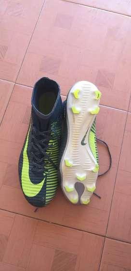 Guayos Nike mercurial CR7