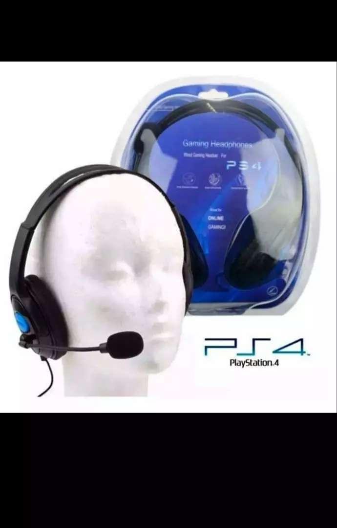 Auriculares para PlayStation 4 0
