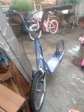 Patineta scooter para niña