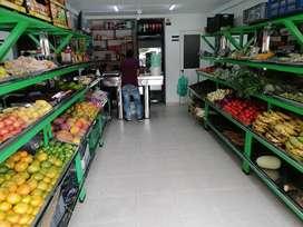 Se vende Fruver en cedritos