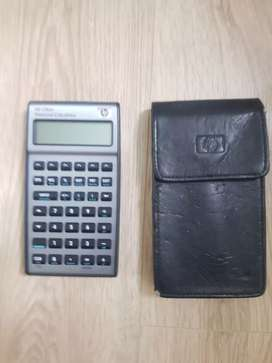Calculadora financiera HP 17bII+