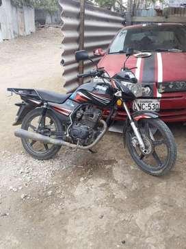 Moto usada en buen estado