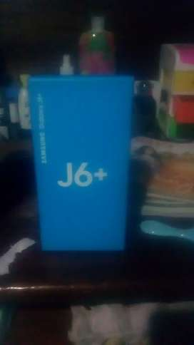 Vendo caja de j6 plus