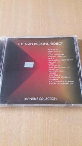 The Alan Parsons Project Cd Hits