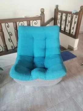 Combo comedor+sofás +camarote con un colchón