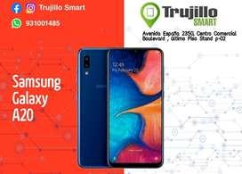 Samsung Galaxy A20 32 Gb, Garantía 1 Año