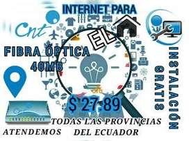 Internet Ilimitado Para El Hogar Ilimitado