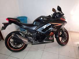 Kawasaki 250R como nueva