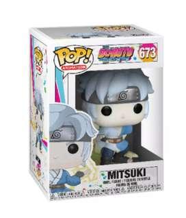 Funko Pop Mitsuki Boruto Serie El Hijo de Naruto