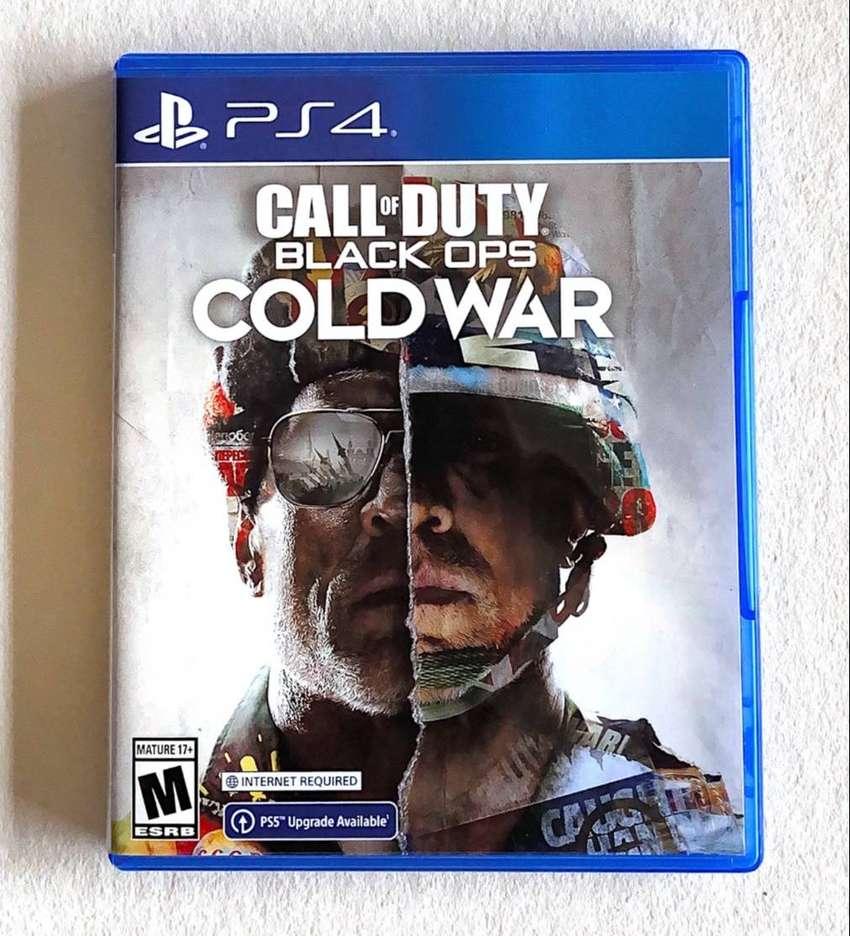 Call of Duty Black Ops: Cold War para PS4