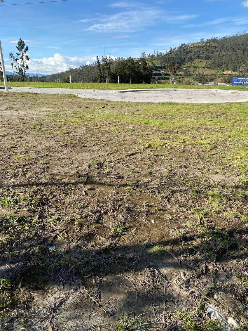 Terreno de venta en Otavalo