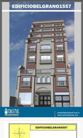 Departamento 2 Dormitorios Av Belgrano 1557.