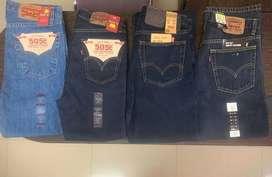 Pantalones marca Levis 550 y 505 talla 30x32 auténticos originales