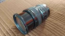 Lente canon 24-105mm