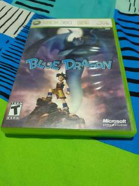 Blue Dragon Saga Xbox 360