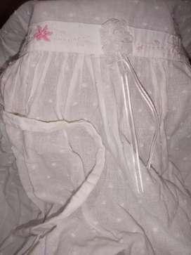 Vestido usado para bautismo