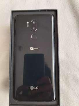 Vendo GL G7 thin en buem estado con caja y cargador