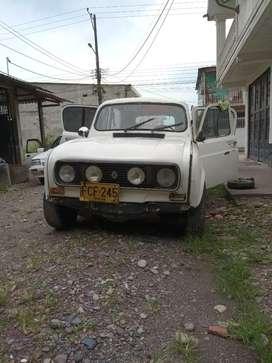 Vendo Renault R4