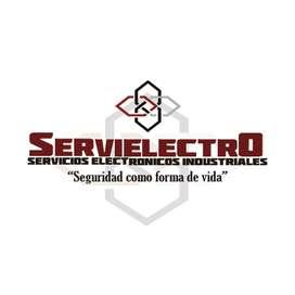asesor Comercial en Seguridad Electronica con Enfasis en Seguridad Privada