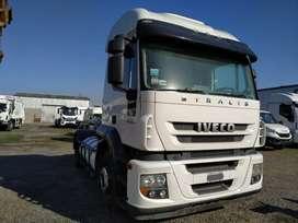 2011 IVECO STRALIS 410 TRACTOR