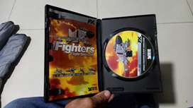 Fighters flight simulator