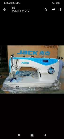 Maquina de coser Jack industrial